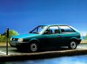 Фото авто Volkswagen Polo 2 поколение [рестайлинг], ракурс: 90