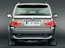 Фото авто BMW X5 E53 [рестайлинг], ракурс: 180 цвет: серый