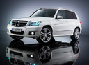 Фото авто Mercedes-Benz GLK-Класс X204, ракурс: 45 цвет: белый