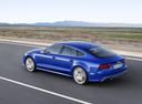 Фото авто Audi S7 4G [рестайлинг], ракурс: 135 цвет: синий