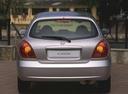 Фото авто Nissan Almera N16 [рестайлинг], ракурс: 180 цвет: серебряный