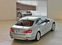 Фото авто BMW 5 серия F07/F10/F11 [рестайлинг], ракурс: 225 цвет: серебряный