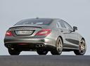 Фото авто Mercedes-Benz CLS-Класс C218/X218, ракурс: 225 цвет: серый
