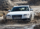 Фото авто Audi A4 B8/8K,  цвет: белый