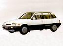 Фото авто Suzuki Swift 1 поколение [рестайлинг], ракурс: 45
