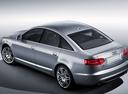 Фото авто Audi A6 4F/C6 [рестайлинг], ракурс: 135 цвет: серебряный