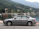 Фото авто Subaru Legacy 4 поколение, ракурс: 90 цвет: серебряный