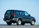 Фото авто Nissan Terrano R20 [2-й рестайлинг], ракурс: 225
