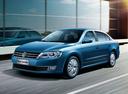 Фото авто Volkswagen Lavida 2 поколение, ракурс: 45