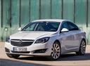 Фото авто Opel Insignia A [рестайлинг], ракурс: 45 цвет: белый