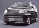 Фото авто Nissan Elgrand E50, ракурс: 45