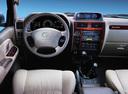 Фото авто Toyota Land Cruiser Prado J90 [рестайлинг], ракурс: рулевое колесо