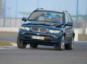 Фото авто BMW X5 E53 [рестайлинг], ракурс: 45 цвет: синий