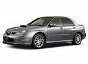 Фото авто Subaru Impreza 2 поколение [2-й рестайлинг], ракурс: 45 цвет: серый