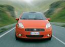 Фото авто Fiat Punto 3 поколение,  цвет: оранжевый