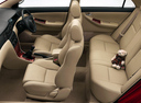 Фото авто Toyota Corolla E120, ракурс: салон целиком