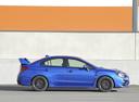 Фото авто Subaru Impreza 4 поколение [рестайлинг], ракурс: 270 цвет: синий