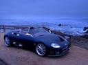 Фото авто Spyker C8 1 поколение, ракурс: 315 цвет: черный