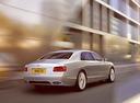 Фото авто Bentley Flying Spur 1 поколение, ракурс: 225 цвет: белый
