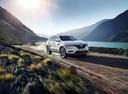 Фото авто Renault Koleos 2 поколение, ракурс: 315 цвет: белый
