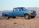 Фото авто Ford F-Series 9 поколение, ракурс: 270
