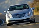 Фото авто Cadillac ELR 1 поколение,  цвет: серебряный