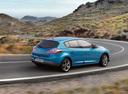 Фото авто Renault Megane 3 поколение [рестайлинг], ракурс: 225 цвет: синий
