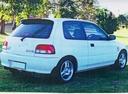 Фото авто Daihatsu Charade 4 поколение, ракурс: 135