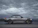 Фото авто BMW M4 F82/F83, ракурс: 270 цвет: серый