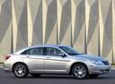 Фото авто Chrysler Sebring 3 поколение, ракурс: 270