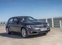Фото авто BMW 1 серия F20/F21 [рестайлинг], ракурс: 315 цвет: серый
