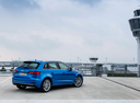 Фото авто Audi A3 8V [рестайлинг], ракурс: 225 цвет: синий