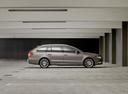 Фото авто Skoda Superb 2 поколение, ракурс: 270 цвет: серый