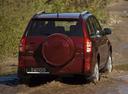 Фото авто Vortex Tingo 1 поколение [рестайлинг], ракурс: 180 цвет: бордовый