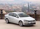 Фото авто Volkswagen Passat B7, ракурс: 315 цвет: серебряный
