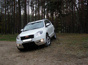 Фото авто Geely Emgrand X7 1 поколение, ракурс: 45 цвет: белый