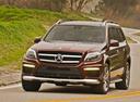 Фото авто Mercedes-Benz GL-Класс X166, ракурс: 45 цвет: коричневый
