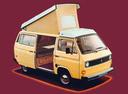 Фото авто Volkswagen Transporter T3, ракурс: 315