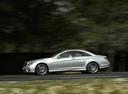 Фото авто Mercedes-Benz CL-Класс C216, ракурс: 90 цвет: серебряный