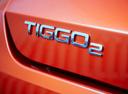 Фото авто Chery Tiggo 2 1 поколение, ракурс: шильдик