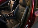Фото авто Nissan Leaf 2 поколение, ракурс: сиденье