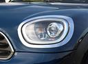 Фото авто Mini Countryman F60, ракурс: передние фары цвет: синий
