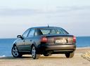 Фото авто Audi A6 4B/C5 [рестайлинг], ракурс: 135 цвет: коричневый