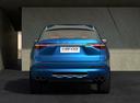 Фото авто Haval F7 1 поколение, ракурс: 180 цвет: синий