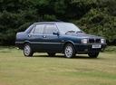 Фото авто Lancia Prisma 1 поколение, ракурс: 315