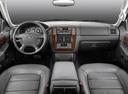 Фото авто Ford Explorer 3 поколение, ракурс: торпедо