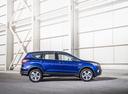 Фото авто Ford Kuga 2 поколение [рестайлинг], ракурс: 270 цвет: синий