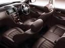 Фото авто Nissan Skyline Crossover J50, ракурс: салон целиком