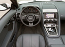 Фото авто Jaguar F-Type 1 поколение, ракурс: торпедо