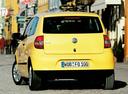 Фото авто Volkswagen Fox 2 поколение [рестайлинг], ракурс: 180